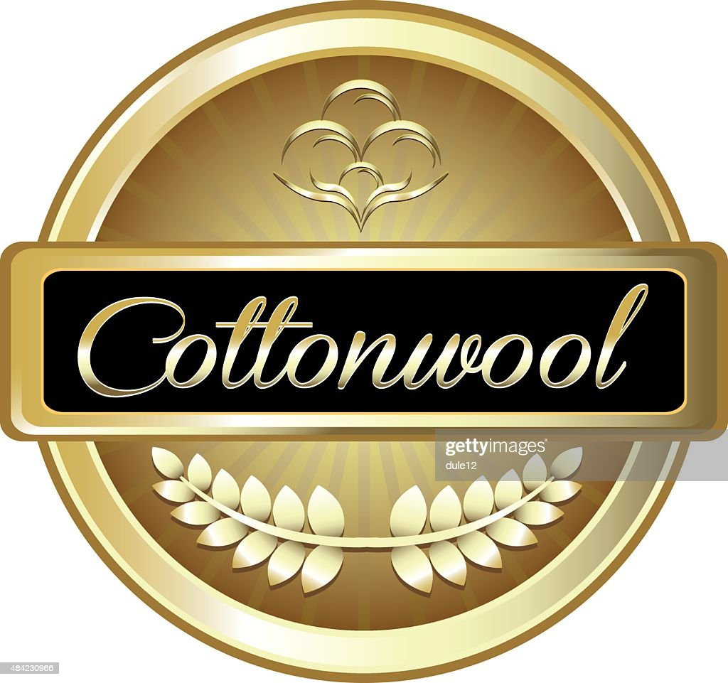 Cotton Wool Gold Label