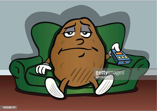 a discussion on couch potatos