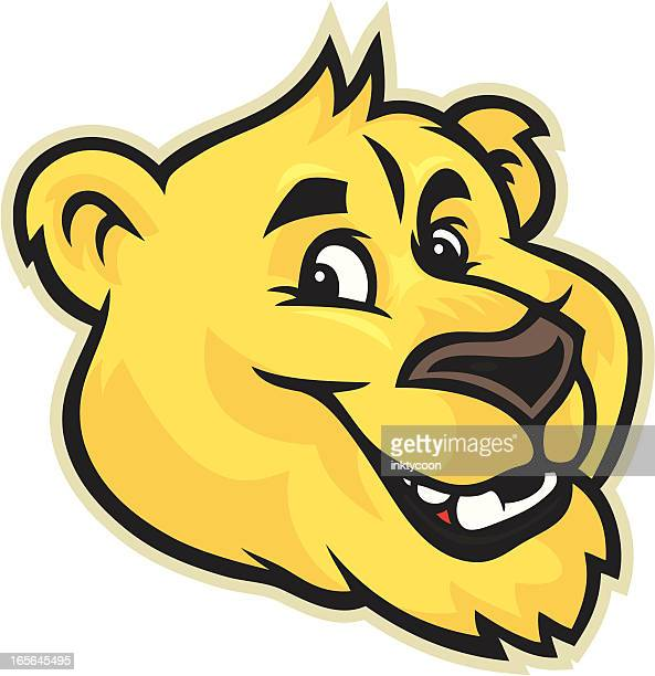 ilustraciones, imágenes clip art, dibujos animados e iconos de stock de cougar mascot de - puma