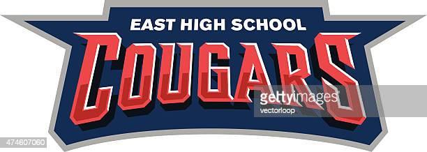 Cougars Emblem