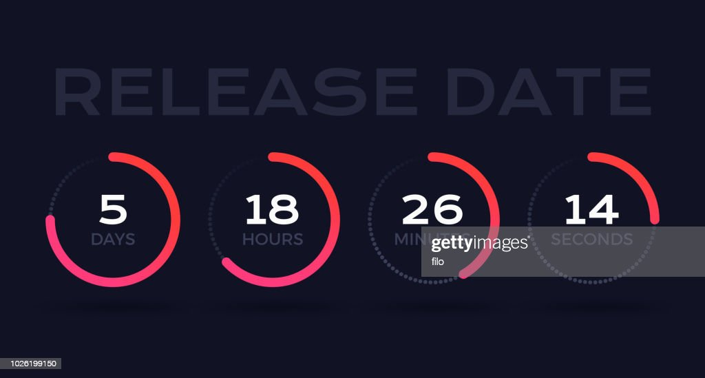 Countdown Timer : stock illustration