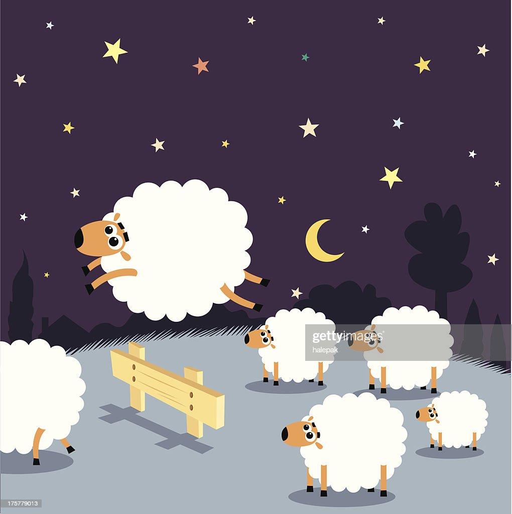 Counting sheep: Insomnia