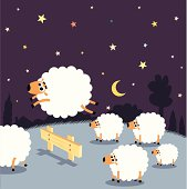Counting sheep: Insomnia