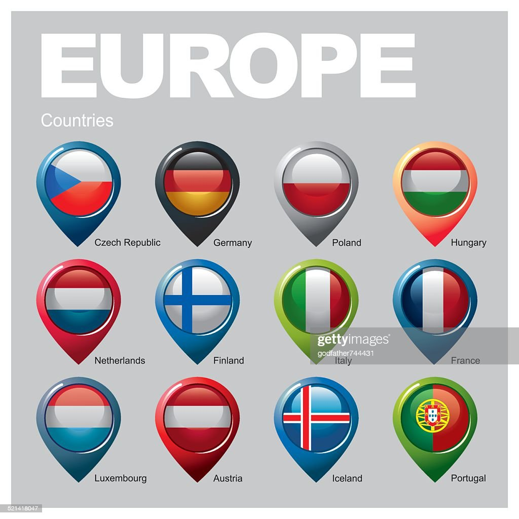 EUROPE Countries - Part One