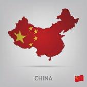 country china