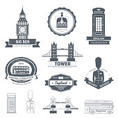 Country England label template of emblem element for your product