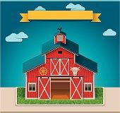 Countryside barn XXL icon