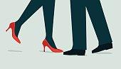 Couple-Illustration