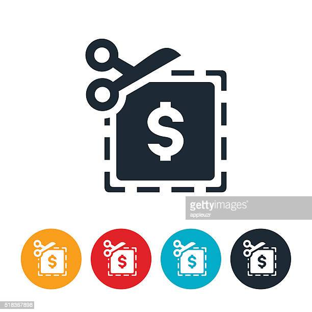 coupon icon - coupon stock illustrations