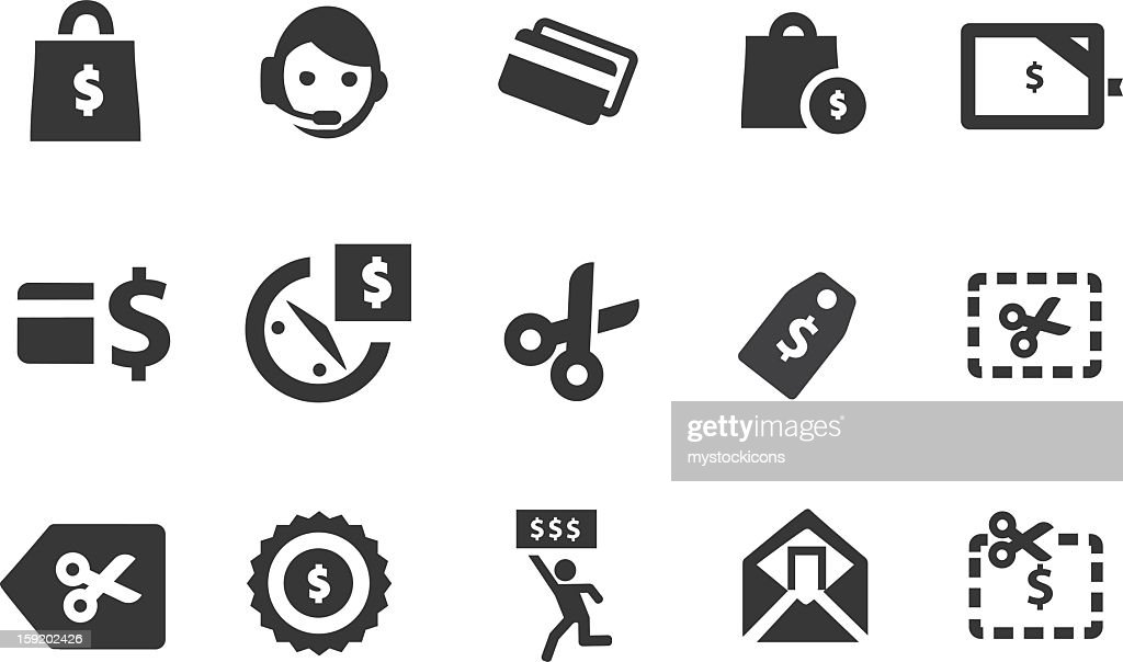 Coupon Icons