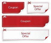 Coupons and Special Offer Templates