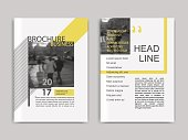 Cover design annnual report, flyer, presentation, brochure.