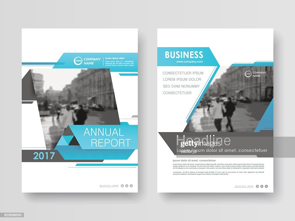 Cover design annual report,vector template brochures
