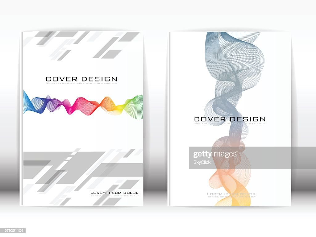 Cover Design Template Publication