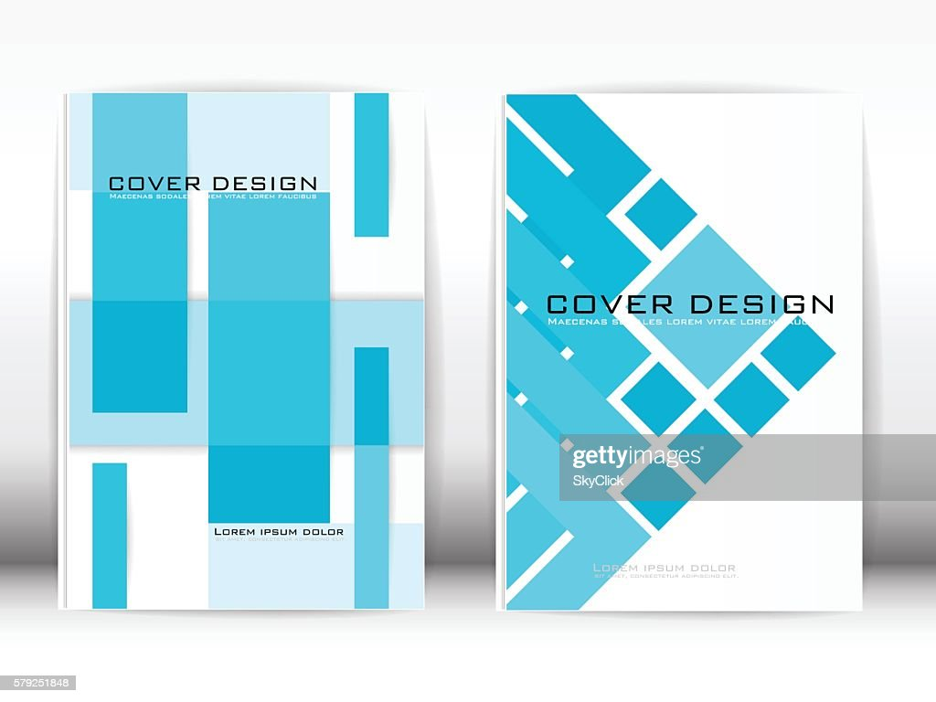 Cover Design Template Publication.