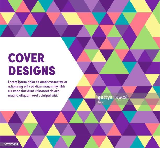 カバーデザイン多目的ビジネステンプレート - 電子書籍点のイラスト素材/クリップアート素材/マンガ素材/アイコン素材