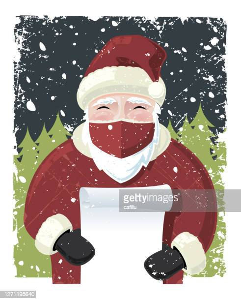 covid christmas - department of health and human services stock illustrations