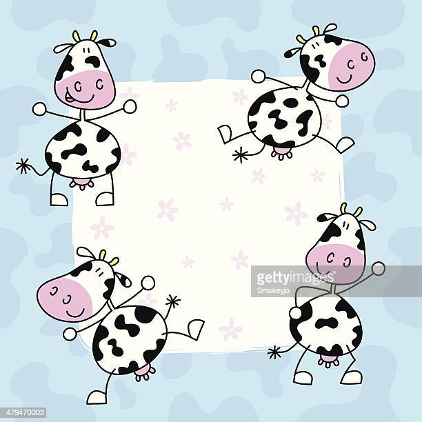 Cow patterns