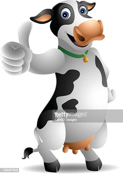 Cow: Thumbs up!