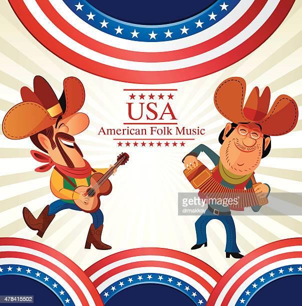 cowboy dancing - cowboy hat stock illustrations, clip art, cartoons, & icons