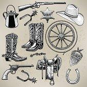 Cowboy Items