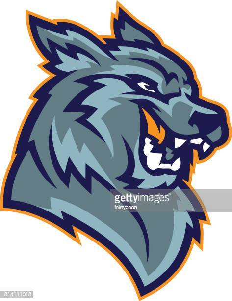 Coyote Wolfskopf