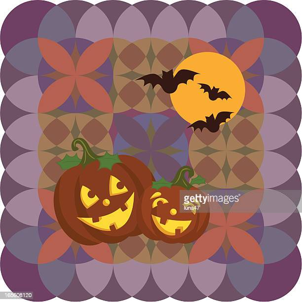 Cozy Crafty Halloween Quilt