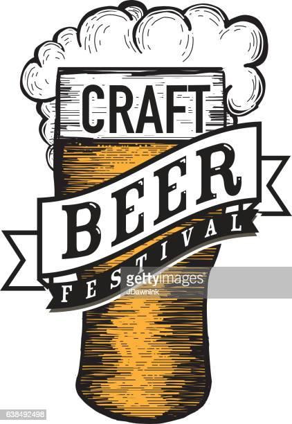 60 Top Beer Glass Stock Vector Art & Graphics - Getty Images