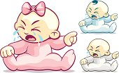 Cranky and Crying