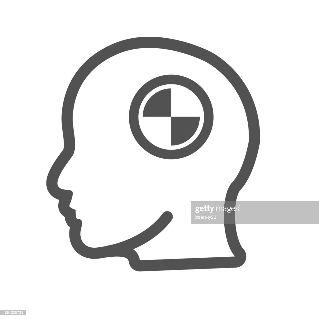 Crash Test Dummy Bw Vector Art Getty Images