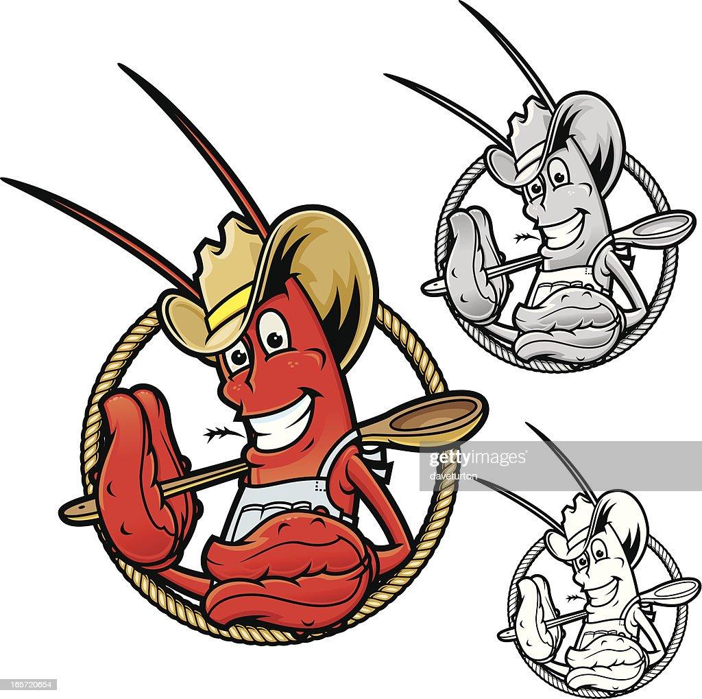 Crawfish Boil Cowboy