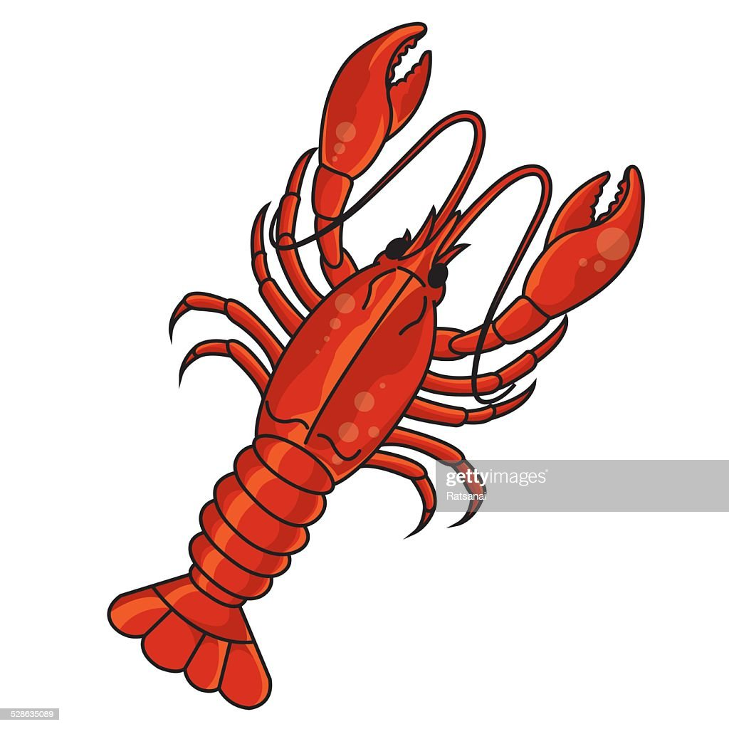 free crawfish clipart and vector graphics clipart me rh clipart me  crayfish clipart free