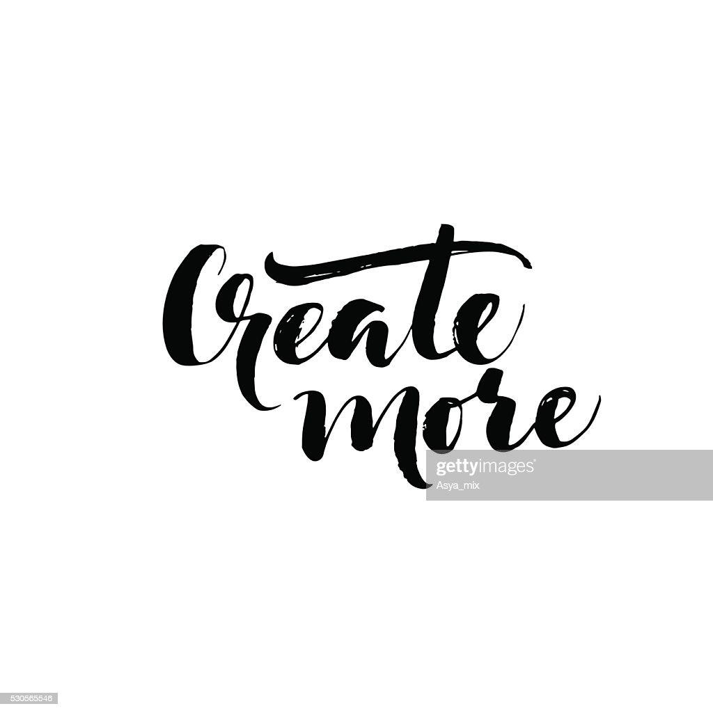Create more card.