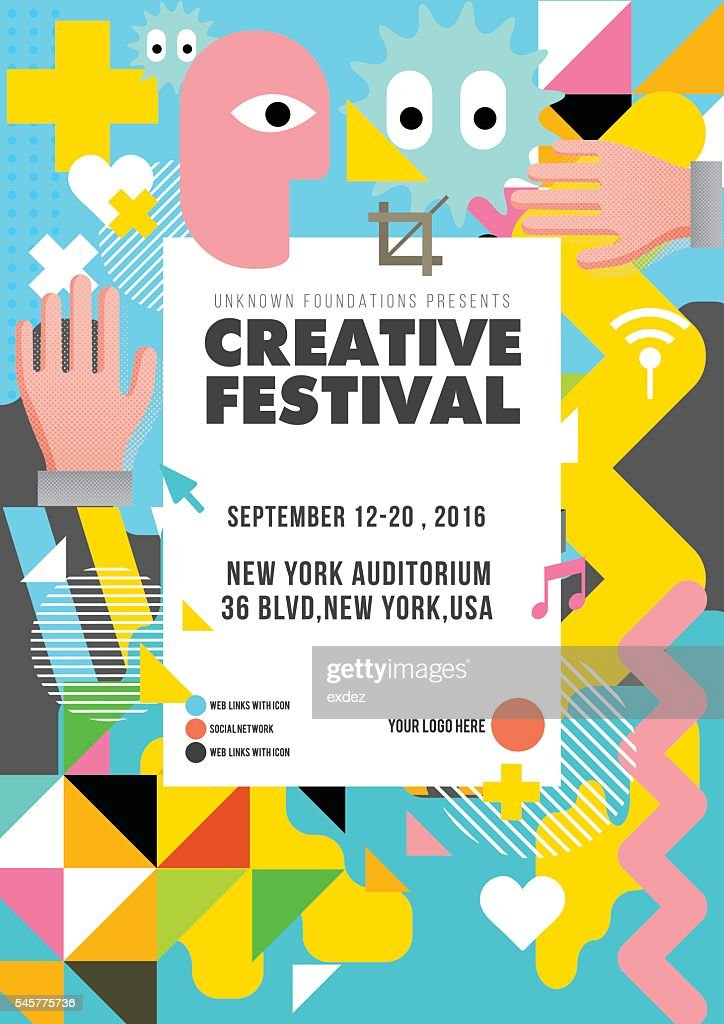 Creative festival design