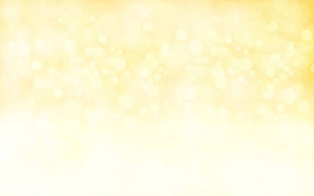 a creative glittery golden xmas background. vector illustration - pastel stock illustrations