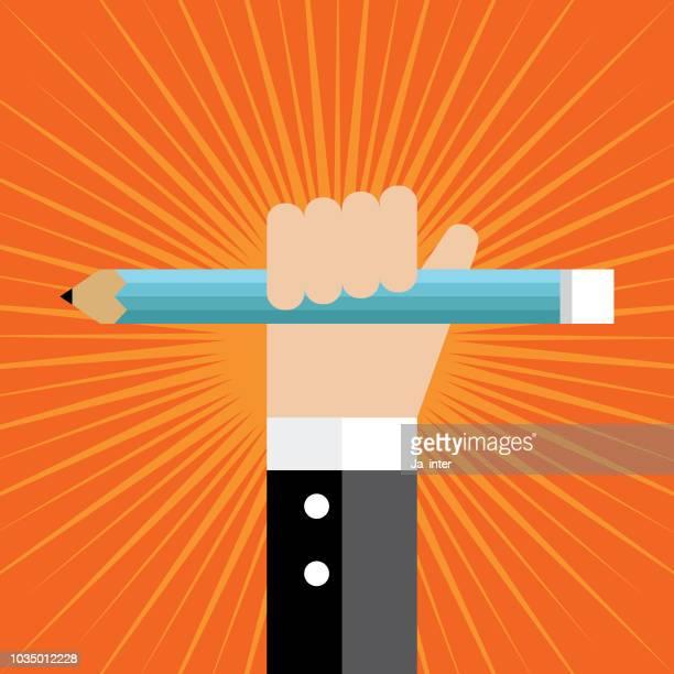 ilustraciones, imágenes clip art, dibujos animados e iconos de stock de mano de creative - socialismo