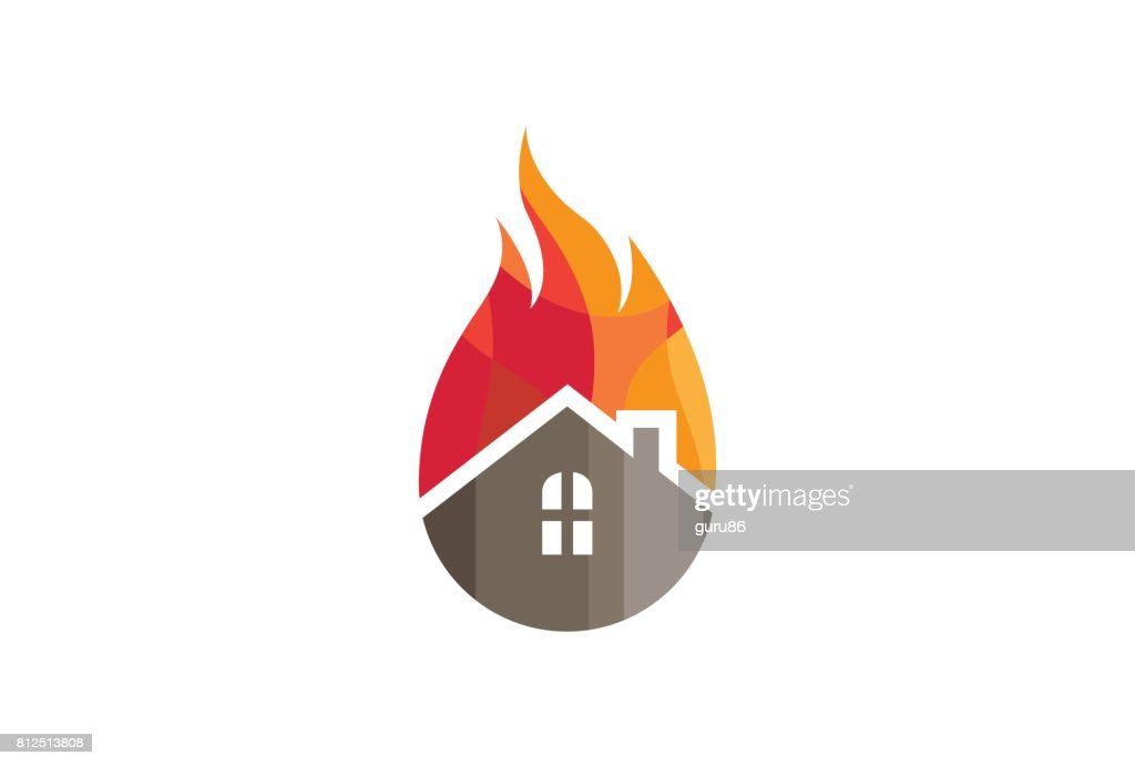 Creative House Fire Design