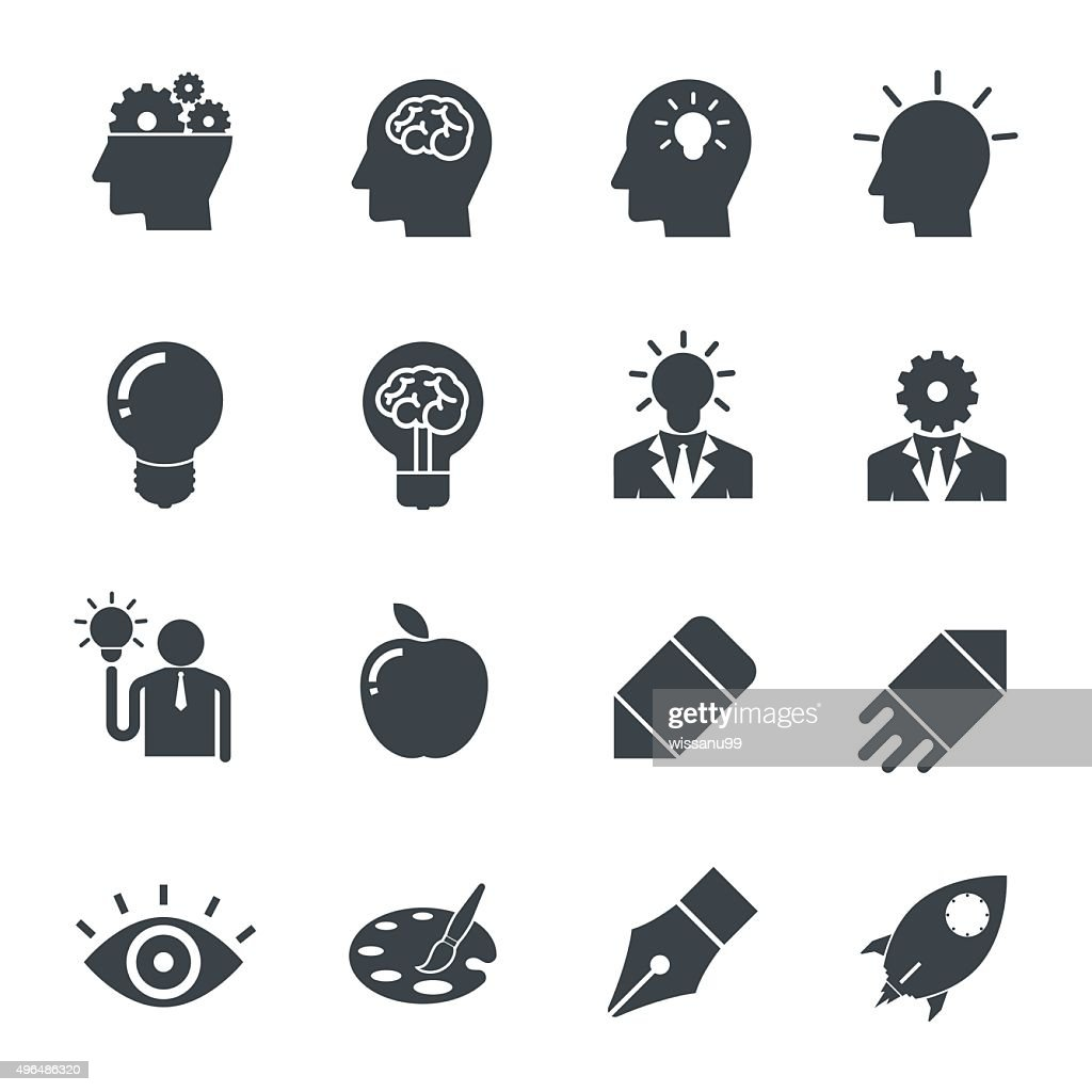 Creative Idea Icon.