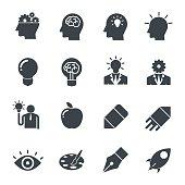 Creative Idea Icon.