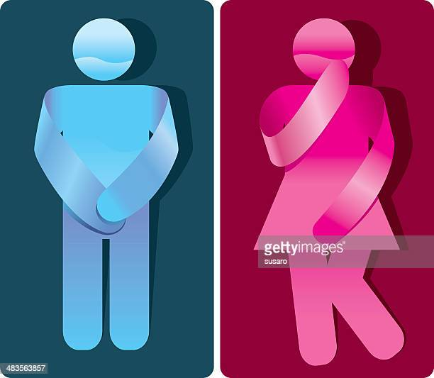 Creative Restroom Signs