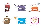 Creative Symbolic Airplane Object Design