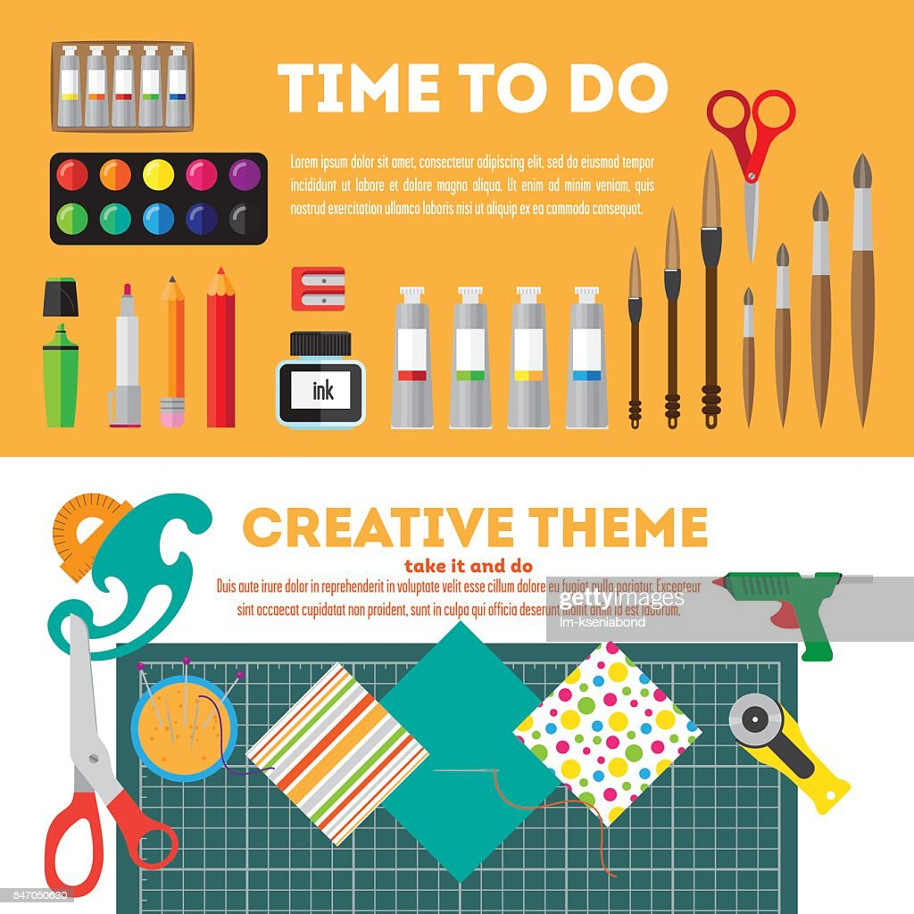 Creative Tools  Banner
