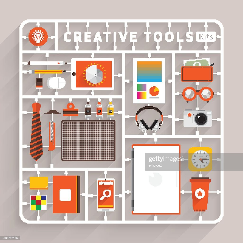 Creative Tools Kits