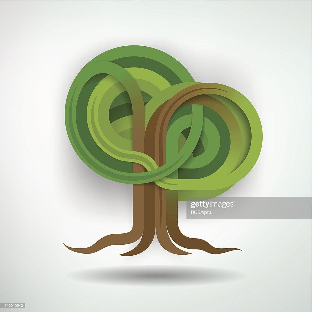 Creative Tree Concept