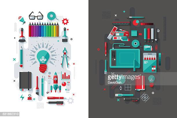 Créativité & conception graphique Concept