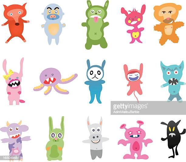 Creatures I