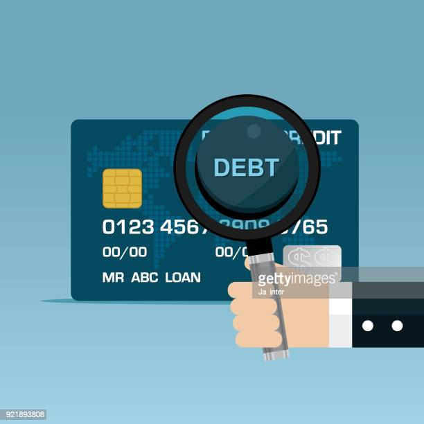 Credit card debt & Business