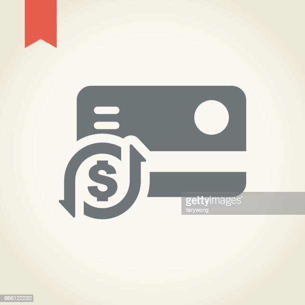 ilustrações, clipart, desenhos animados e ícones de ícone do cartão de crédito - cartão de crédito