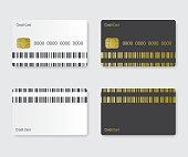 Credit card illustration
