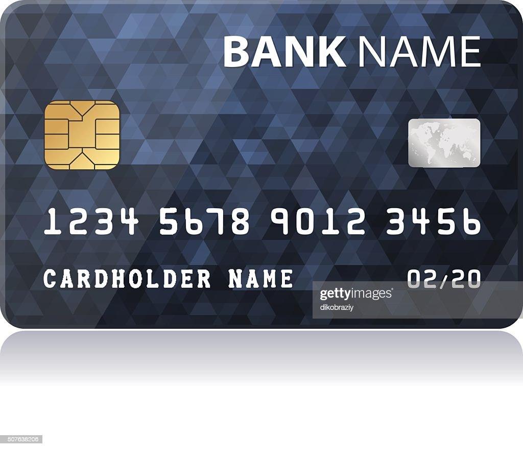 Credit Card - illustration